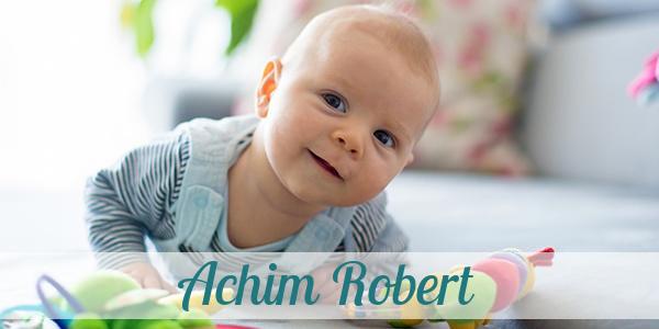 Bedeutung Name Robert