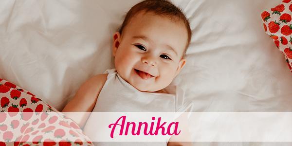 Vorname Annika: Herkunft, Bedeutung & Namenstag