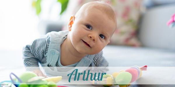Vorname Arthur Herkunft Bedeutung Namenstag