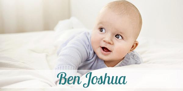 Joshua Vorname