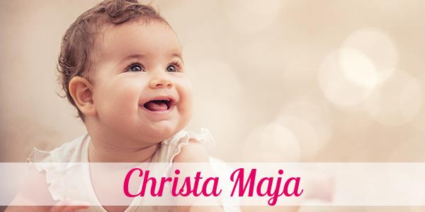 Vorname Christa