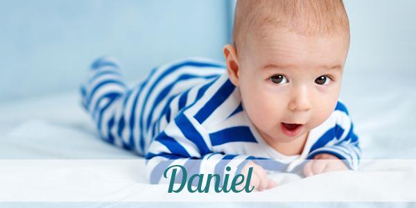 Vorname Daniel Herkunft Bedeutung Namenstag