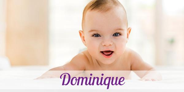 Vorname Dominique Herkunft Bedeutung Amp Namenstag