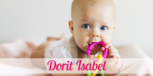 Vorname Isabel
