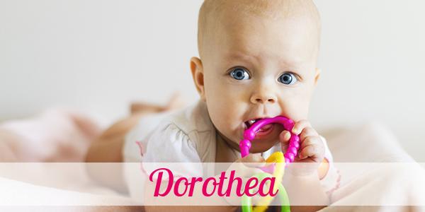 Kurzform Von Dorothea