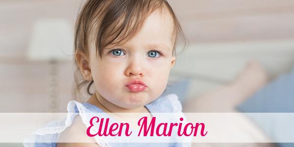 Vorname Ellen