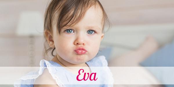 Vorname Eva Herkunft Bedeutung Namenstag