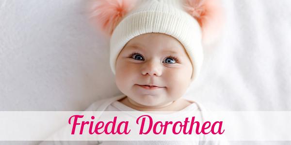 Dorothea Namensbedeutung