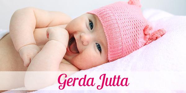 Vorname Jutta
