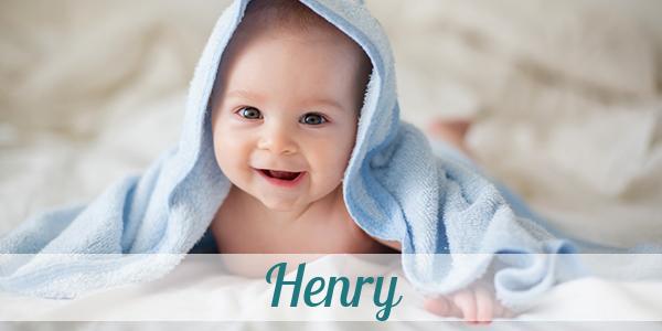 Henry Vorname