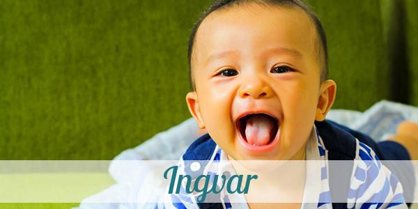 Vorname Ingvar Herkunft Bedeutung Namenstag