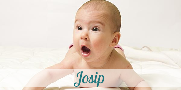 Vorname Josip Herkunft Bedeutung Amp Namenstag