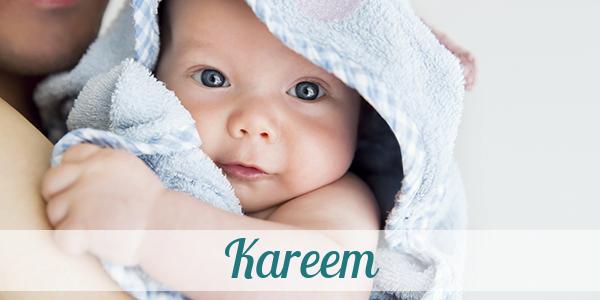 Vorname Kareem Herkunft Bedeutung Namenstag