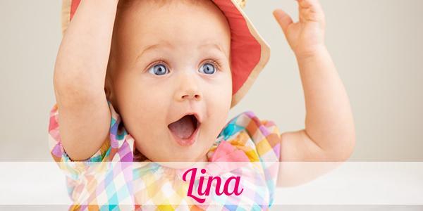 Was bedeutet der name lina