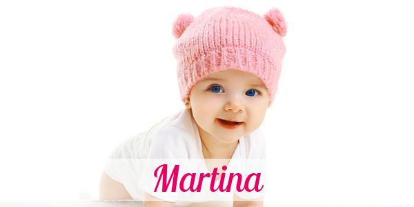 Vorname Martina