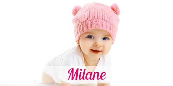 Vorname Milane Herkunft Bedeutung Namenstag