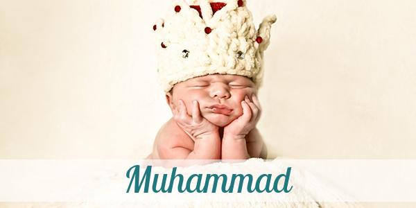 Vorname Muhammad: Herkunft, Bedeutung & Namenstag