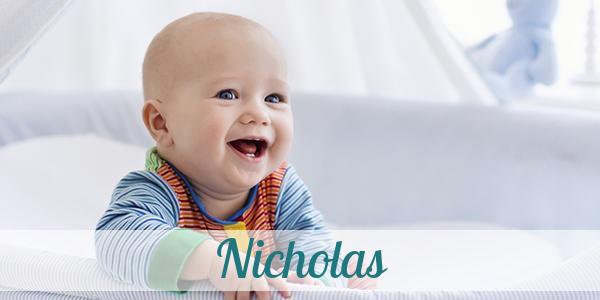 Vorname Nicholas Herkunft Bedeutung Namenstag