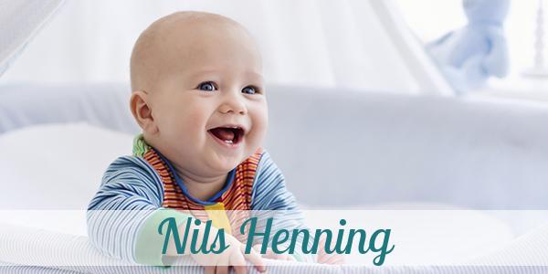 Vorname Nils