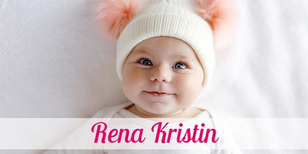 Vorname Rena Kristin: Herkunft, Bedeutung & Namenstag