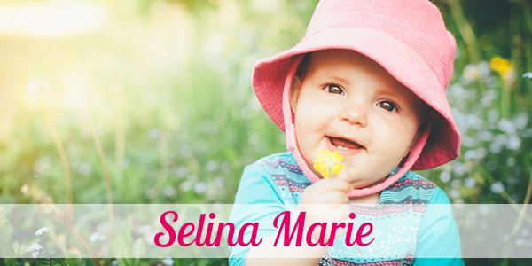 Vorname Selina Marie Herkunft Bedeutung Namenstag
