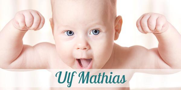 Vorname Mathias