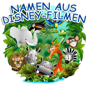Disney Filme Namen