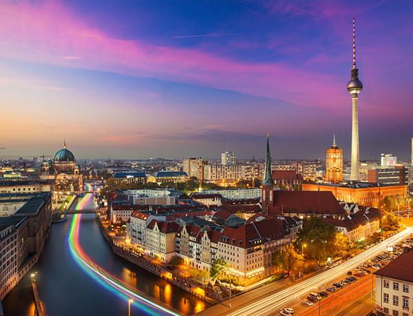 Namen aus Berlin Tag und Nacht