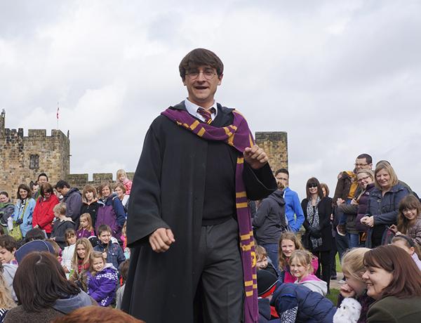Das bedeuten die Namen aus Harry Potter