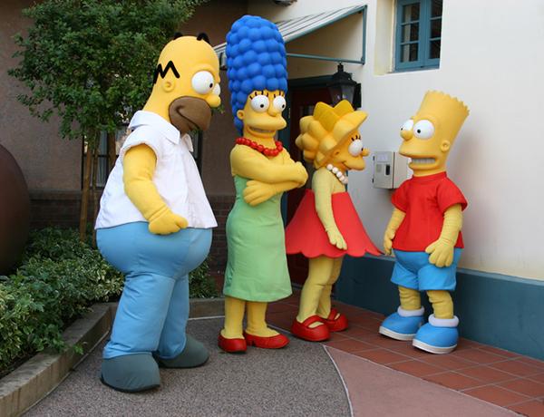 Die Simpsons Namen