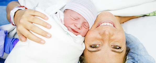 Kaiserschnitt oder natürliche Geburt