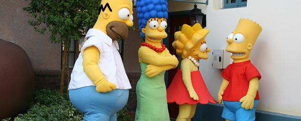 Das bedeuten die Vornamen der Simpsons