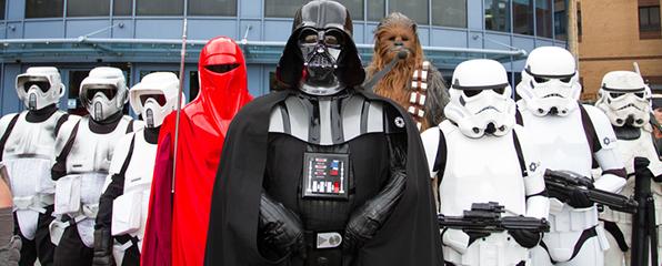 Das bedeuten die Namen aus Star Wars