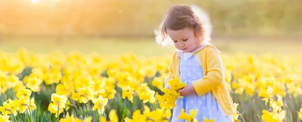 Namen, die Frühling bedeuten