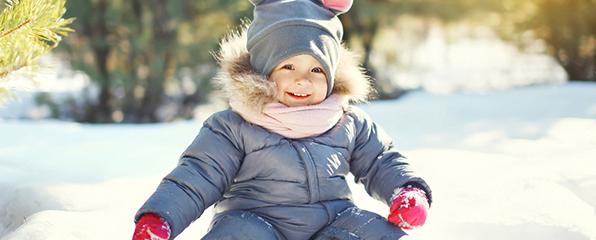 Die 20 schönsten Vornamen für den Winter